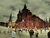 Red Square - Moscow Kremlin