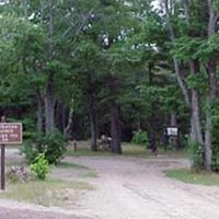 Reed & Green Bridge State Forest Campground