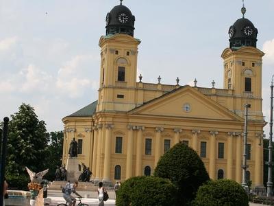 Reformed Church - Debrecen