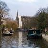 Regents Canal Near St Marks Regents Park