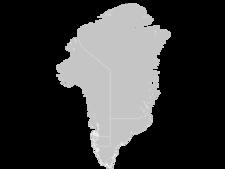 Regional Map Of Greenland