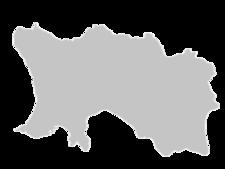 Regional Map Of Jersey