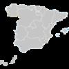 Regional Map Of Spain