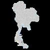 Regional Map Of Thailand