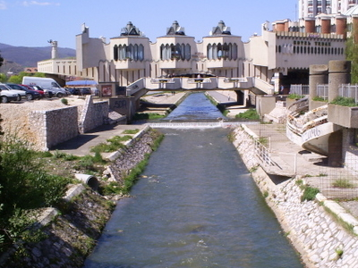Reka  Raska   Novi  Pazar