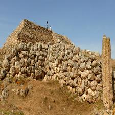 Remains In Monte D'Accoddi