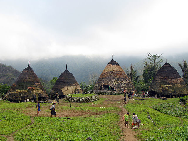 Wae Rebo Village Photos