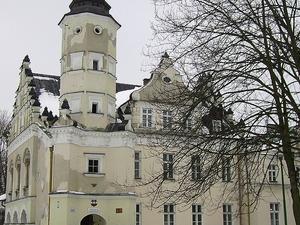 Palacio renacentista de la familia de Grudzinski