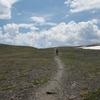 Rendezvous Mountain Trail - Grand Tetons - Wyoming - USA