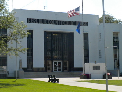 Republic County Courthouse