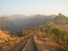 Reversing Station From Monkey Hill