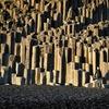 Reynisdrangar - Basalt Seastacks Near Vik Village