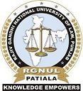 Rajiv Gandhi National University of Law