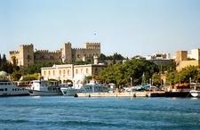 Rhodes - Mandraki Harbour - Dodecanese Islands