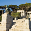 Rhodes Memorial In Cape Town