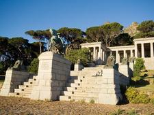 Rhodes Memorial In Cape Town