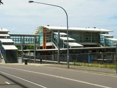 Rhodes Railway Station