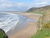 Rhossili Beach @ Wales UK