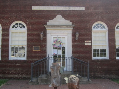 Rhymes Memorial Library