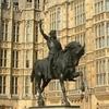 Richard Coeur De Lion Statue