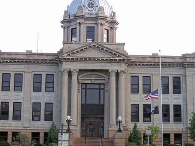 Richland  County  Courthouse  Wahpeton