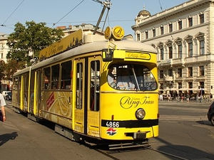 Ride The Vienna Ring Tram and Experience The Splendour Photos