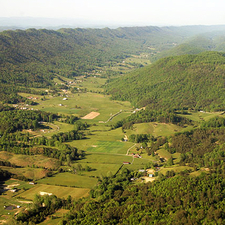 Ridge-and-Valley Appalachians