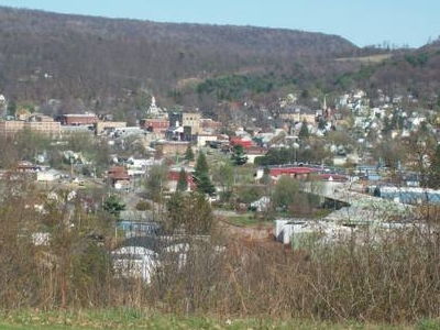 Ridgway From Elk County