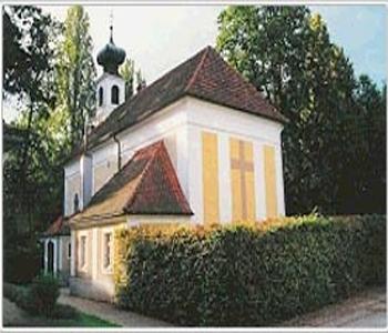 Riegerting Castle Chapel
