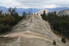 Rift Geyser - Yellowstone - USA