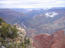 Rim Trail - Grand Canyon - Arizona - USA