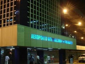 Rio Branco aeropuerto internacional