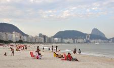 Rio Copacabana Beach