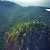 Rio De Janeiro - Corcovado From Airplane