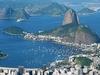 Rio De Janeiro & Guanara Bay From Corcovado Hill