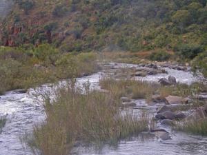 Gorge Komati