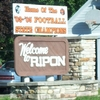 Ripon Wisconsin Sign