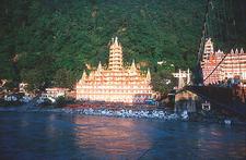 Rishikesh Temple