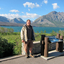 Rising Sun Campground Views - Glacier - Montana - USA