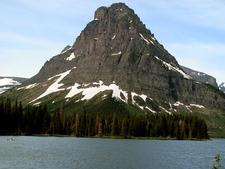 Rising Wolf Mountain - Glacier - USA