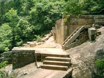 Ritigala Ruins