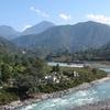 River Flowing Near Kausani