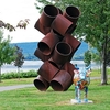 Riverfront Park Sculptures - Harrisburg PA