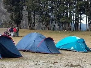 Riverside Camping - Kullu Manali - Tirthan Valley Fotos