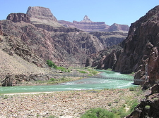 River Trail (Arizona) - Grand Canyon - USA