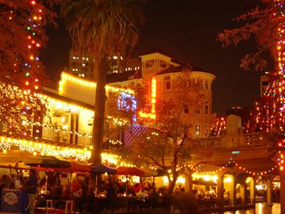 Riverwalk  Christmas