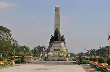 Rizal Park During Rizal Day