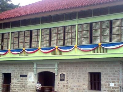 Rizal Shrine In Calamba, Laguna