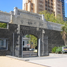 Gates Of The Gaol, Now Part Of RMIT