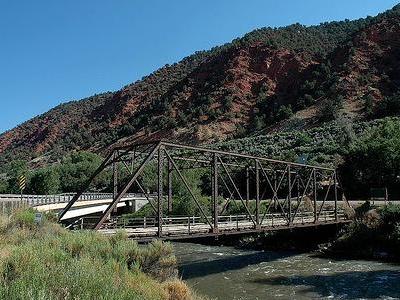 Roaring River Colorado
